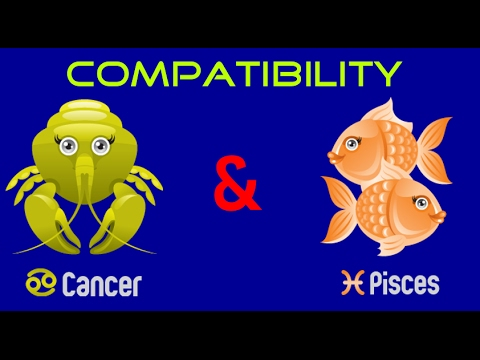 Cancer compatibility with pisces sexually