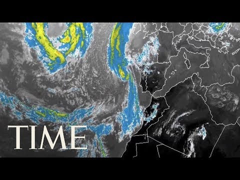 What To Know About Ophelia, The Atlantic's Easternmost Hurricane Ever | TIME