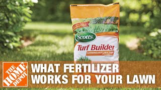 How Decide What Fertilizer Works Your Lawn