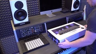 Arturia Audiofuse 8pre unboxing and Installation
