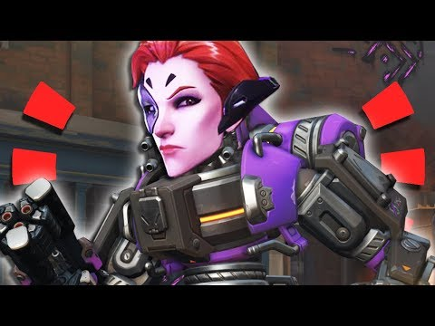 Overwatch - MOIRA HAS UPRISING VOICE LINES (& What That Might Mean)