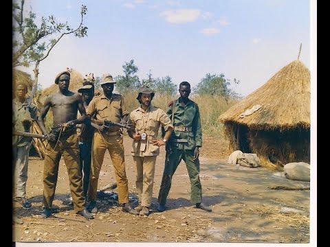 SUD SUDAN, 1970 - Viaggio con i guerriglieri Anya-Nya del Southern Sudan Liberation Front.
