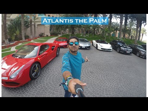 Staying in Under water hotel | Atlantis the Palm |  DUBAI