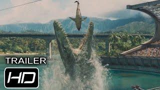 Jurassic World - Tráiler Oficial - Español Latino - HD