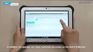 QUICCA3 Industrial Quality Assurance Software for Anritsu Inspection Equipment