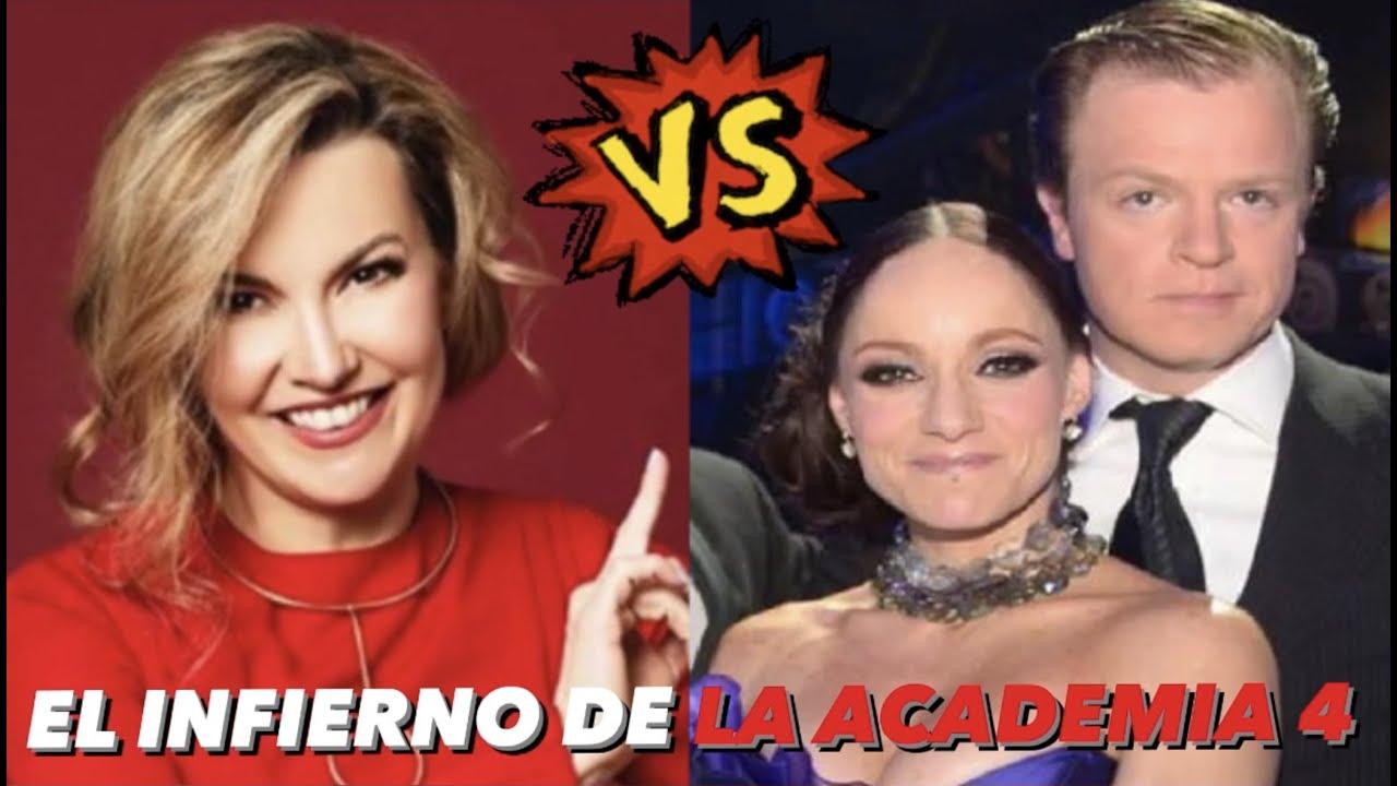 Peleas de ILSE con Lolita Cortes y Gavito en 'La Academia 4'
