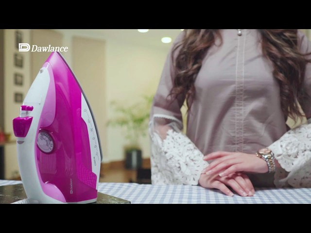 Ask Dawlance | Steam Iron DWSI-7282