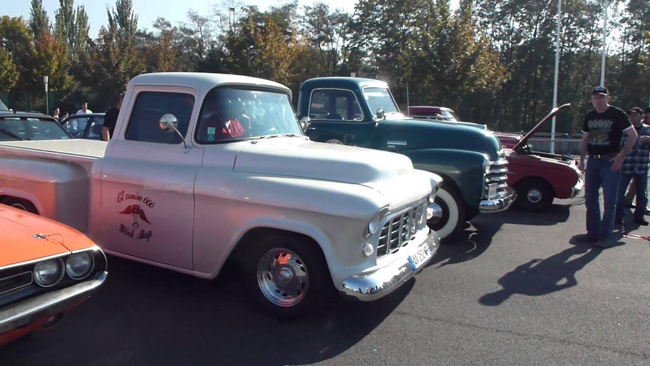 Chevrolet Apache 1956 - YouTube