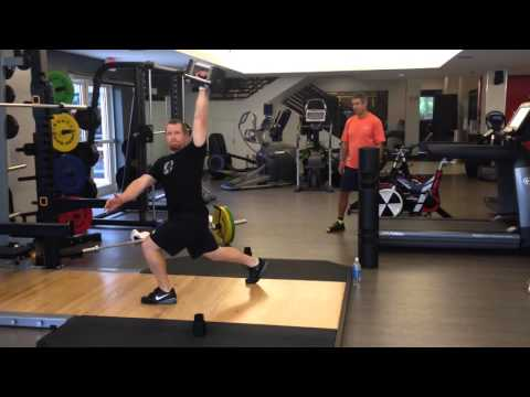Weightlifting with ViPR - John Sinclair. Video 7