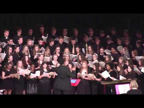 2017 Senior High All County Choral Music Festival