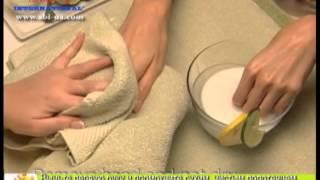 CND Citrus Spa Manicure