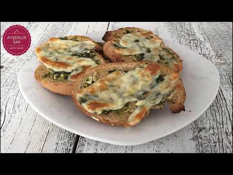 Kahvaltılık Bayat Ekmek Tarifi | Kahvaltılık Ekmek Dilimleri