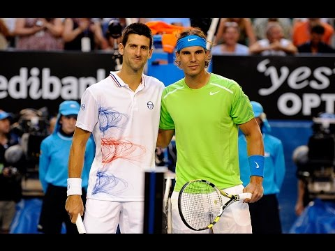 Djokovic VS Nadal - Australian Open 2012 - Final - Full Match HD