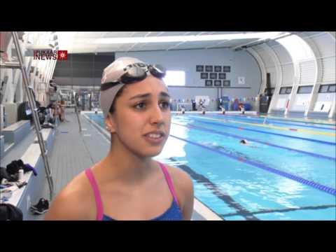 Lianna Swan Swimmer Representing Pakistan In Rio Olympics 2016