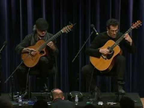International Guitar Night 2014, Main Presentation