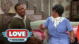 Danny Is Afraid of His Granny | Tyler Perry's Love Thy Neighbor | Oprah Winfrey Network