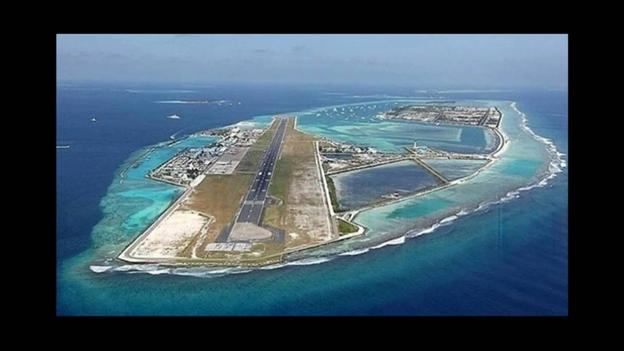Charming China Is Building Massive Artificial Islands   South China Sea Awesome Design