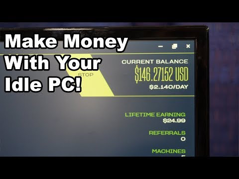 Make Money With Your PC When You Aren't Using It! - Salad | Salt Lake Gaming Con 2019
