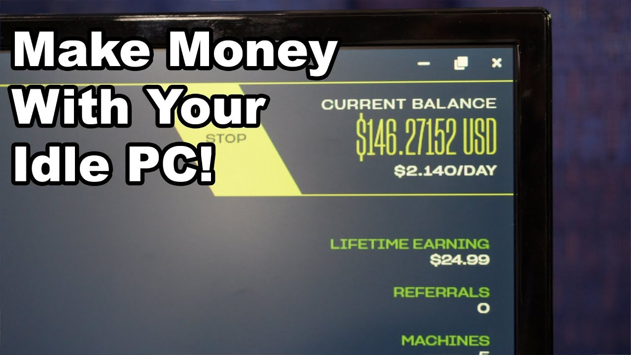 Download Make money with your PC when you aren't using it! - Salad   Salt Lake Gaming Con 2019
