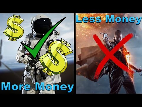 This Is Why Call Of Duty Will OutSell Battlefield This year