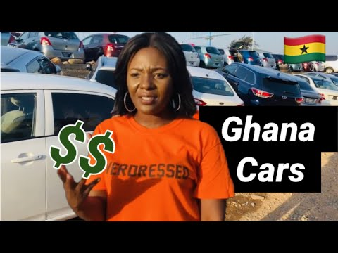 Ghana Living : Cost Of Buying A Car In Accra | Uber & Taxi Cars As A Business in Ghana , West Africa