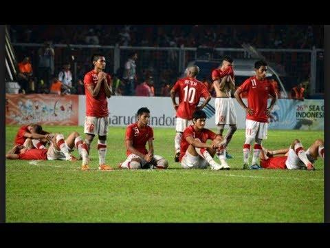 mengejutkan!! Kutukan Timnas Indonesia Sulit Juara di SEA Games