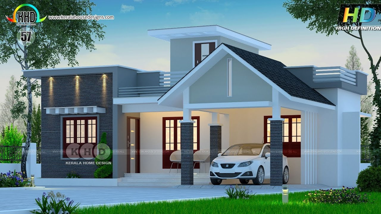 Best 75 House designs October - November 2017 - YouTube