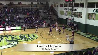 GlenOak Basketball - Senior Highlights 2017-18