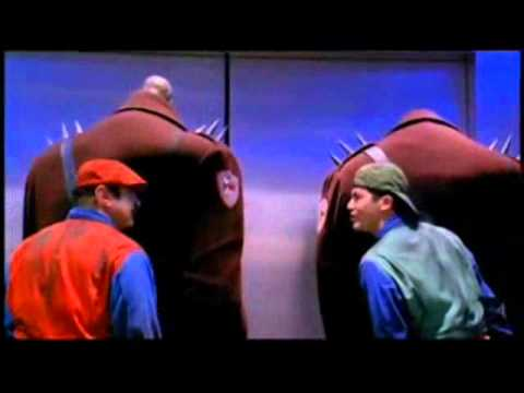 Super Mario Bros 1993 Goombas In The Elevator Youtube
