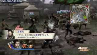 Dynasty Warriors 7 Xtreme Legends (Shin Sangoku Musou 6) (JPN) Shu Story Part 15 PC Gameplay