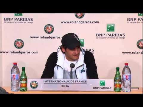 Roger Federers Vorwurf: Hat ihn Ernests Gulbis getäuscht? | French Open | Roland Garros