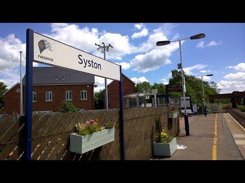 Syston Train Station