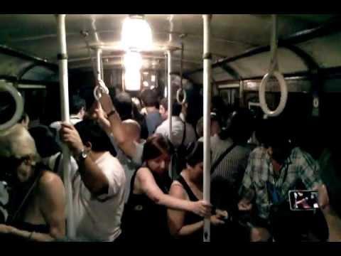 Subte Línea A: Último Viaje en Vagones Originales / Buenos Aires Mi Amor