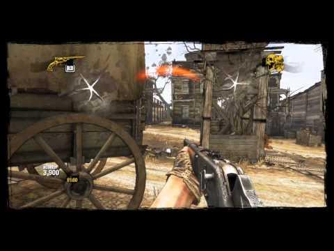 365 Games - Day 30: Call of Juarez: Gunslinger |