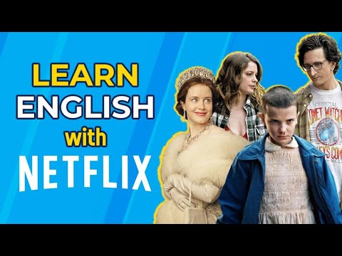 Download Use NETFLIX to Learn English (8 Great Movies and Shows)