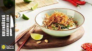 Vietnamský salát ze zelené papáji - Roman Paulus - Kulinářská Akademie Lidlu