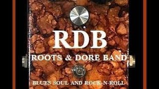 Roots & Dore Band  w/Special Guest Jack Mascari @ Salvage Station 7-18-2018
