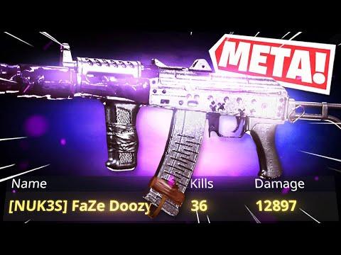 FINALLY.. the AK74u is META 😍