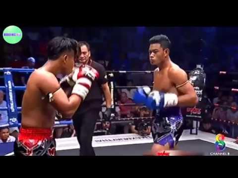 Thoeun Theara(Cam) Vs Thai Max Muay Thai 24 September 2017