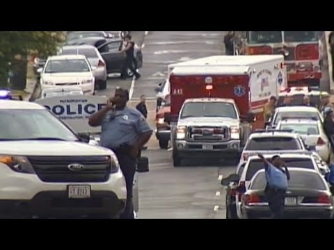 DC Navy Yard Shooter Dead After Rampage