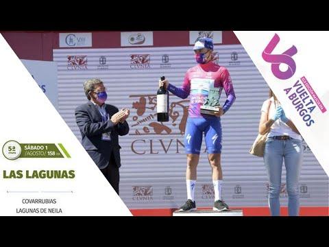 Vuelta a Burgos 2019 - 5ª Etapa - Lagunas de Neila