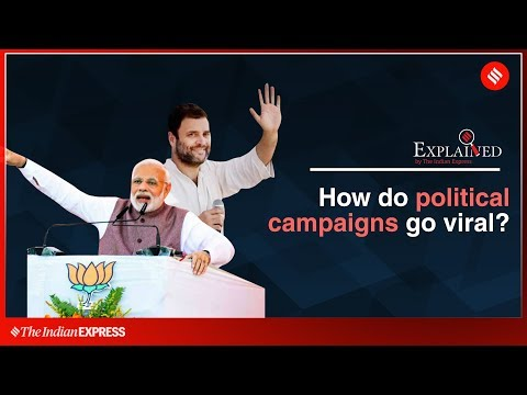 Explained: How Do Political Campaigns Go Viral? | Lok Sabha Elections 2019