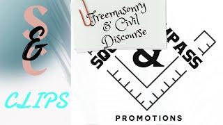 S&C Clips: W. Bro. Edgar Baron discusses Freemasonry & Civil Discourse