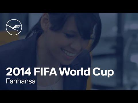 Fanhansa - Dein Ticket nach Brasilien: ein unfaires Spiel   Lufthansa