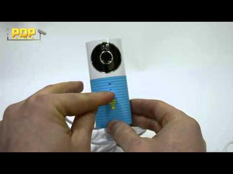 Беспроводная IP камера видеонаблюдения clever DOG купить в