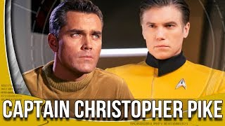Who is Captain Pike?