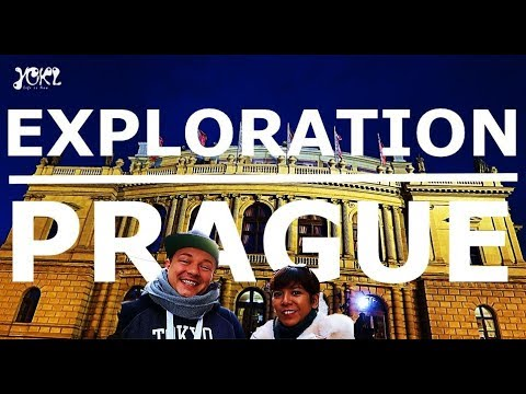 BEST THINGS TO DO IN PRAGUE - Charles Bridge, Trdelnik, Old Town Square, Goulash and more