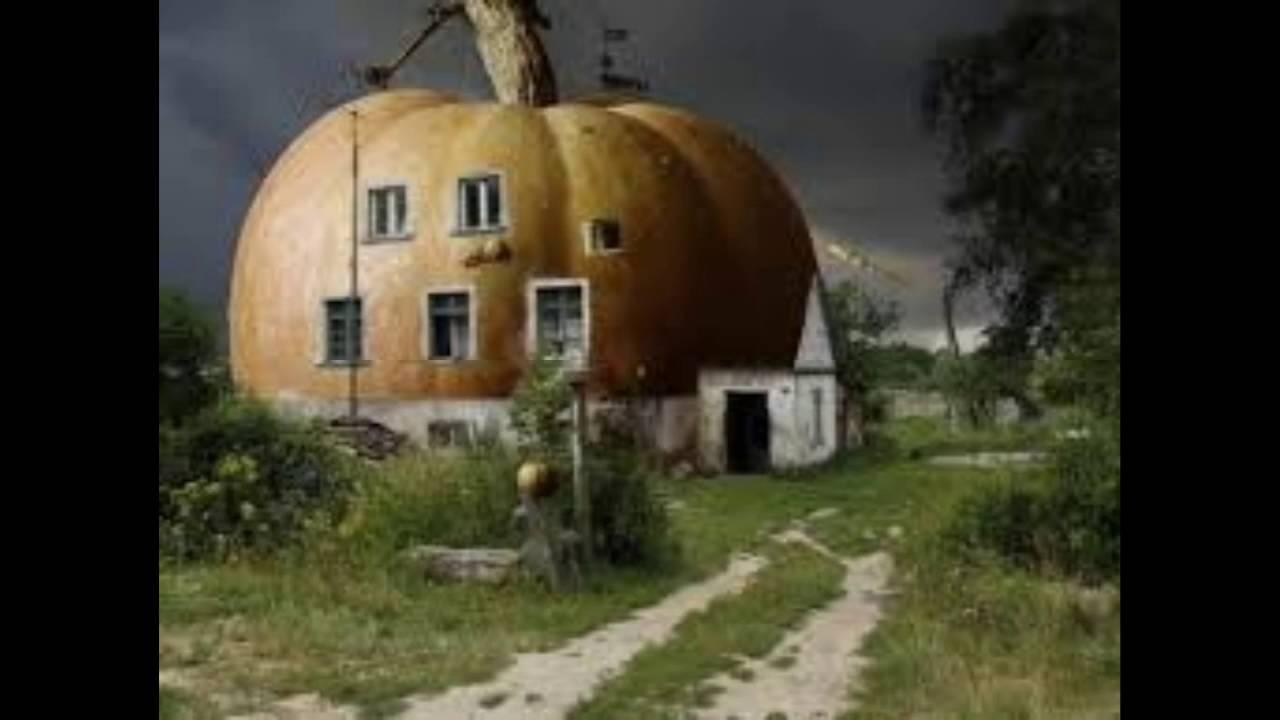 İlginç Evler