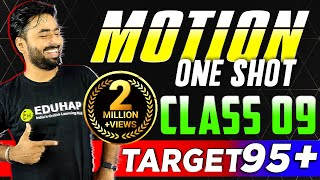 MOTION FULL CHAPTER || CLASS 9 CBSE SCIENCE