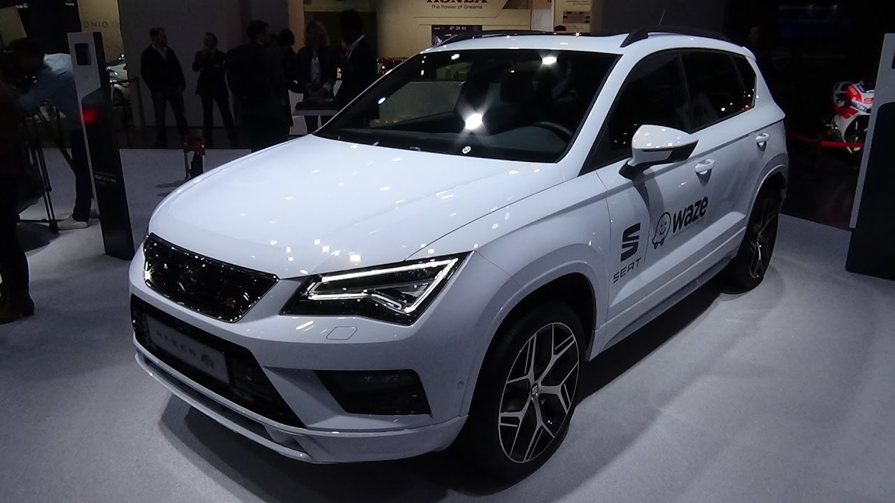 2018 seat ateca fr exterior and interior automobile barcelona 2017 youtube. Black Bedroom Furniture Sets. Home Design Ideas